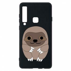 Etui na Samsung A9 2018 Sloth baby
