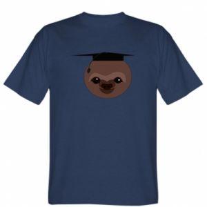 T-shirt Sloth student