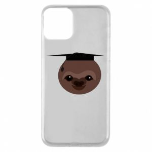 Phone case for iPhone 11 Sloth student