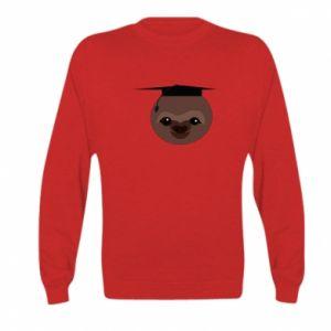 Bluza dziecięca Sloth student