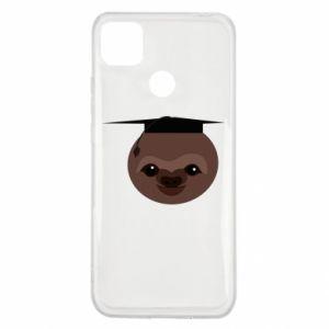 Etui na Xiaomi Redmi 9c Sloth student