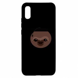 Etui na Xiaomi Redmi 9a Sloth student