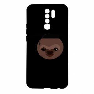 Etui na Xiaomi Redmi 9 Sloth student