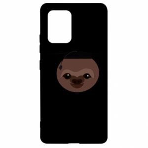 Etui na Samsung S10 Lite Sloth student