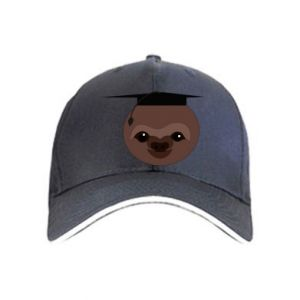 Cap Sloth student