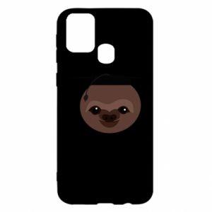 Etui na Samsung M31 Sloth student