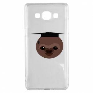 Etui na Samsung A5 2015 Sloth student
