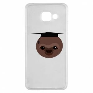 Etui na Samsung A3 2016 Sloth student