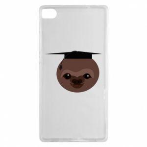 Etui na Huawei P8 Sloth student