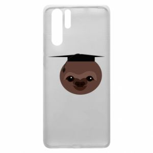 Etui na Huawei P30 Pro Sloth student