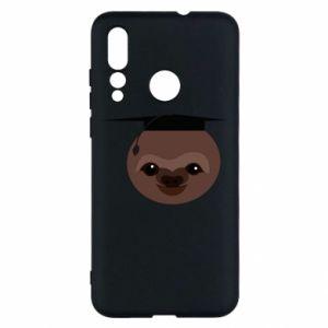 Etui na Huawei Nova 4 Sloth student