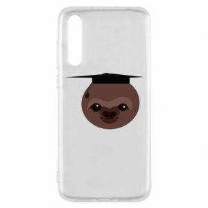 Etui na Huawei P20 Pro Sloth student