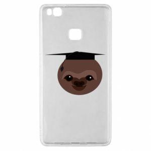 Etui na Huawei P9 Lite Sloth student