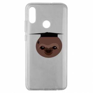 Etui na Huawei Honor 10 Lite Sloth student