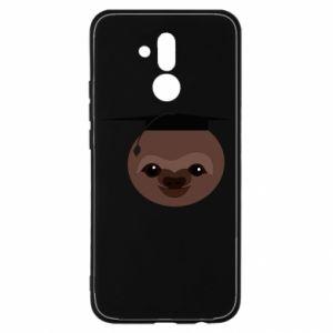 Etui na Huawei Mate 20 Lite Sloth student