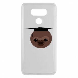 Etui na LG G6 Sloth student