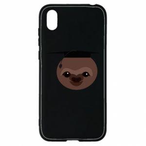 Etui na Huawei Y5 2019 Sloth student