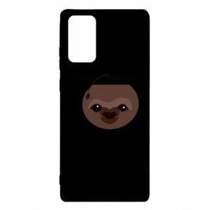 Etui na Samsung Note 20 Sloth student
