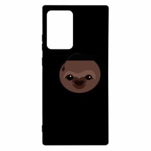 Etui na Samsung Note 20 Ultra Sloth student