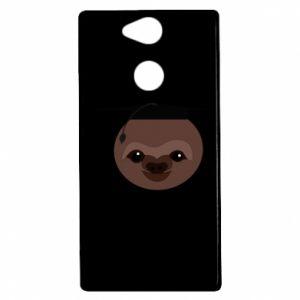 Etui na Sony Xperia XA2 Sloth student