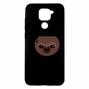 Xiaomi Redmi Note 9 / Redmi 10X case % print% Sloth student