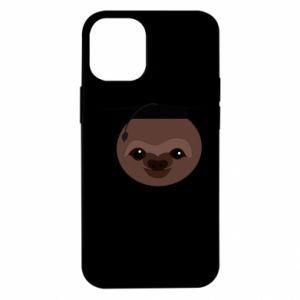 Etui na iPhone 12 Mini Sloth student