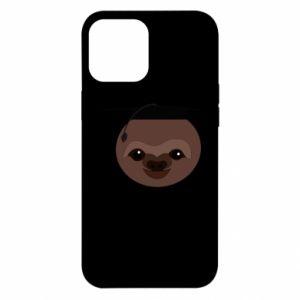 Etui na iPhone 12 Pro Max Sloth student