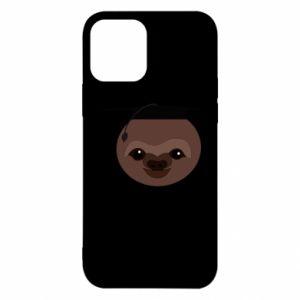 Etui na iPhone 12/12 Pro Sloth student