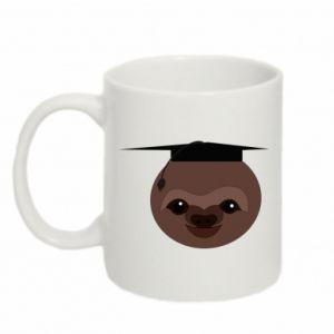 Mug 330ml Sloth student