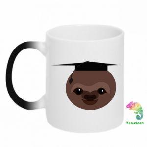 Kubek-kameleon Sloth student