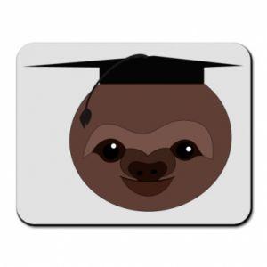 Podkładka pod mysz Sloth student - PrintSalon