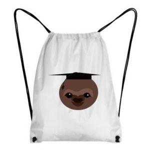 Backpack-bag Sloth student