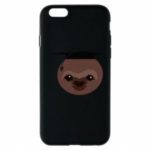 Phone case for iPhone 6/6S Sloth student