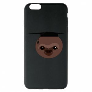 Etui na iPhone 6 Plus/6S Plus Sloth student