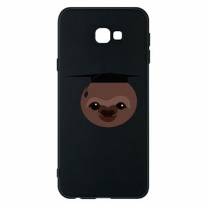 Phone case for Samsung J4 Plus 2018 Sloth student