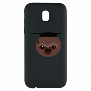 Phone case for Samsung J5 2017 Sloth student