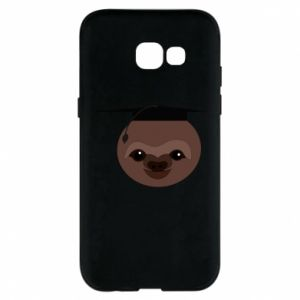 Phone case for Samsung A5 2017 Sloth student