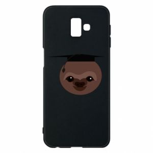Phone case for Samsung J6 Plus 2018 Sloth student