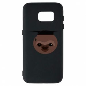 Phone case for Samsung S7 Sloth student