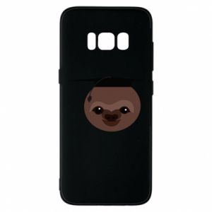 Phone case for Samsung S8 Sloth student