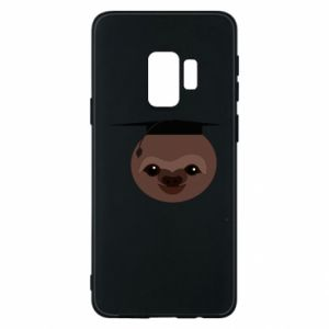 Phone case for Samsung S9 Sloth student