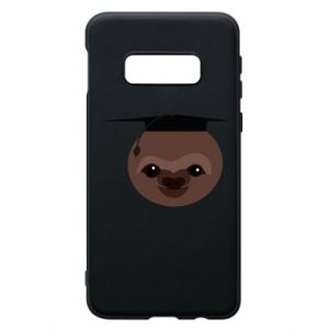 Phone case for Samsung S10e Sloth student