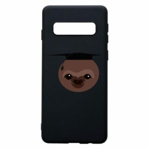 Phone case for Samsung S10 Sloth student