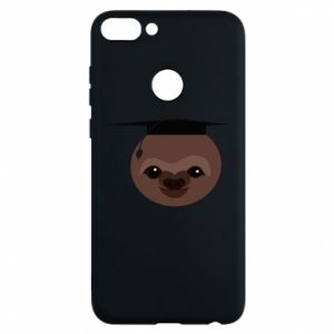 Phone case for Huawei P Smart Sloth student