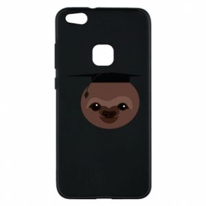Phone case for Huawei P10 Lite Sloth student