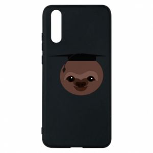 Phone case for Huawei P20 Sloth student