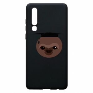 Phone case for Huawei P30 Sloth student