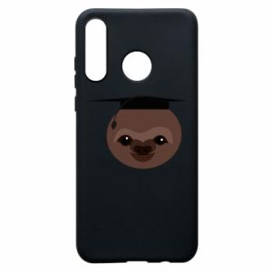 Phone case for Huawei P30 Lite Sloth student