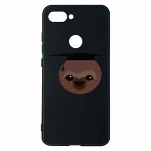 Etui na Xiaomi Mi8 Lite Sloth student