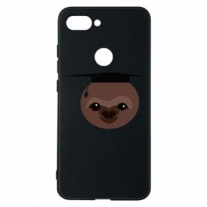 Phone case for Xiaomi Mi8 Lite Sloth student